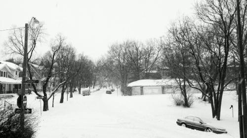 snow day hood fuck